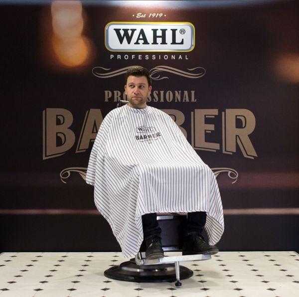 Накидки для стрижки волос в барбершоп