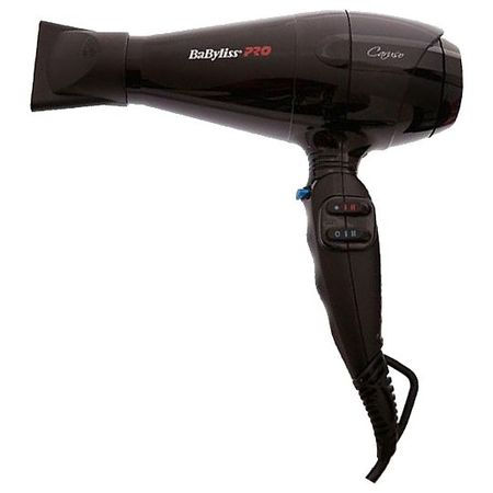 BaByliss Pro Caruso BAB6520RE 2200-2400W Мощный профессиональный  парикмахерский фен для сушки волос 39e80176c7935