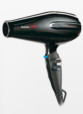 BaByliss PRO Caruso ionic BAB6510IRE 2200-2400W Мощный профессиональный  парикмахерский фен для сушки волос с a949387c7fdd2