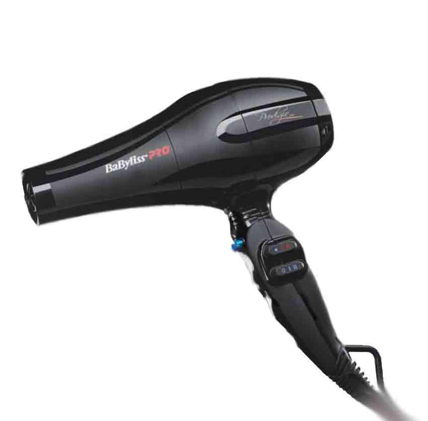 Babyliss Pro Prodigio 2300W BAB6730IRE Профессиональный парикмахерский фен  для сушки волос с ионизацией b0a85f5d063f2