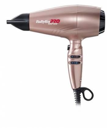 Babyliss Pro ULTRALIGHT RAPIDO BAB7000IRGE 2200W розовое золото  Профессиональный парикмахерский легкий мощный фен для сушки волос 2506d3b56b485