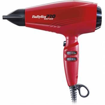 Babyliss Pro FERRARI RAPIDO BAB7000IRE 2200W красный Парикмахерский фен для сушки  волос c1d50d52e7565