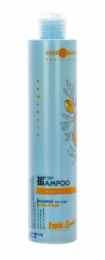 HAIR LIGHT BIO ARGAN Shampoo 250ml Шампунь с био маслом Арганы